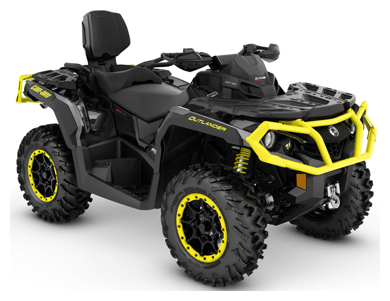 Can-Am Outlander Max 1000 XT-P ABS T3b