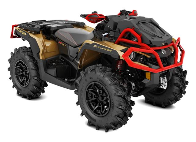 Can-Am Outlander Max 1000R XMR INT