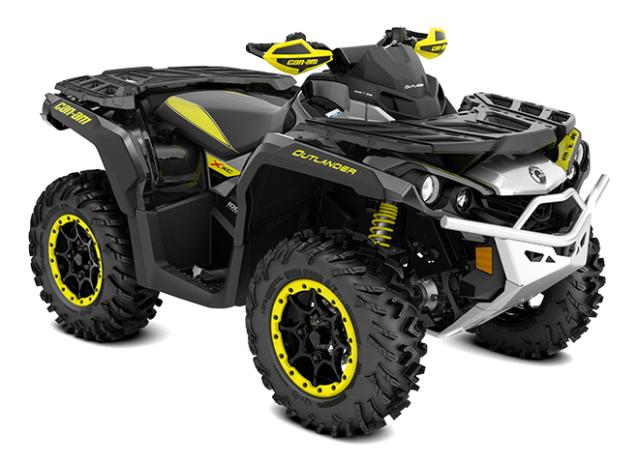 Can-Am Outlander 1000R X XC INT