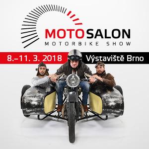 Výstava Motosalon 2018 je za rohem!