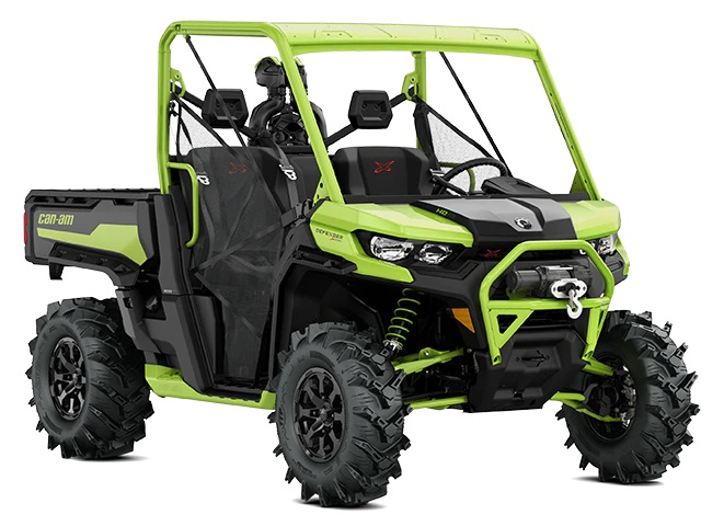 Can-Am Traxter HD10 XMR DPS