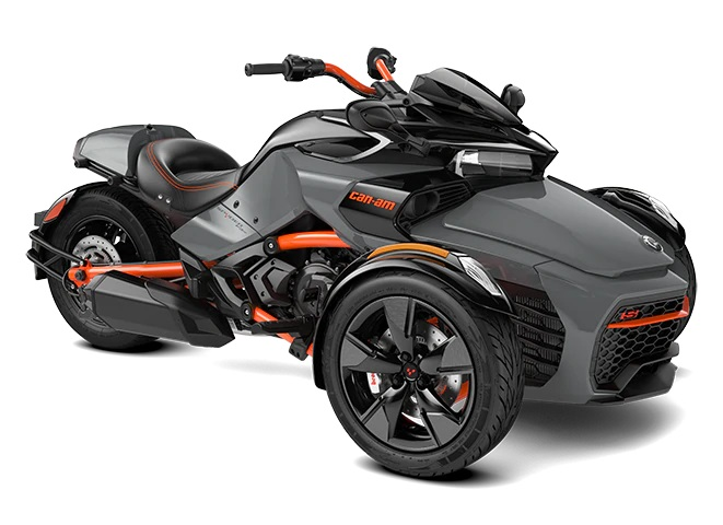 Can-Am Spyder F3-S Special