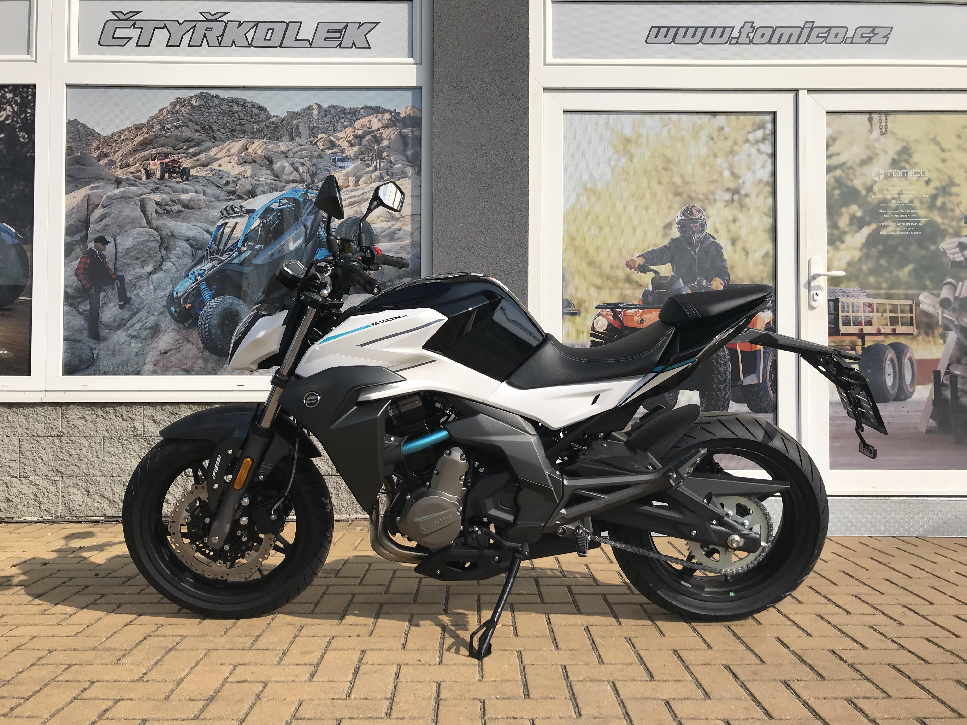 Motocykl CF-Moto 650NK 2019
