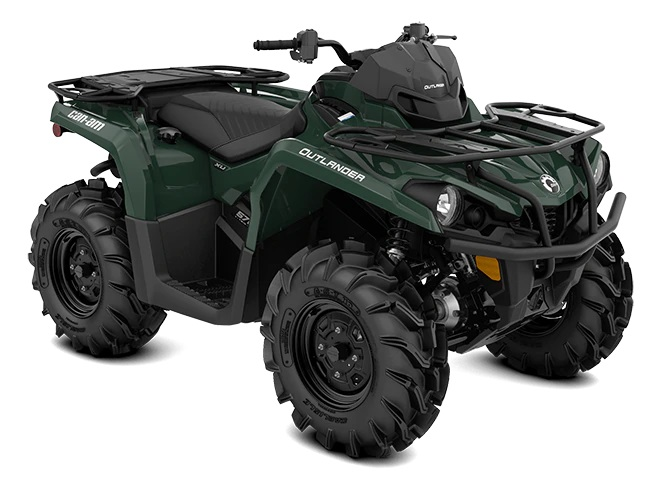 Can-Am Outlander 570 PRO ABS T3b