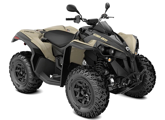 Can-Am Renegade 650 XXC ABS T3b