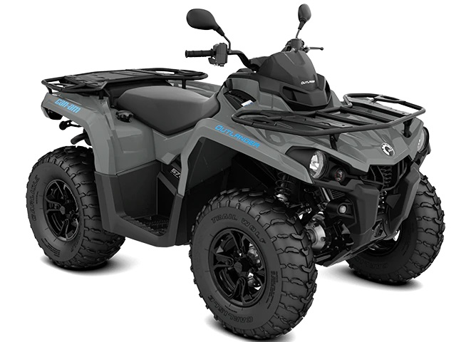 Can-Am Outlander 570 DPS ABS T3b