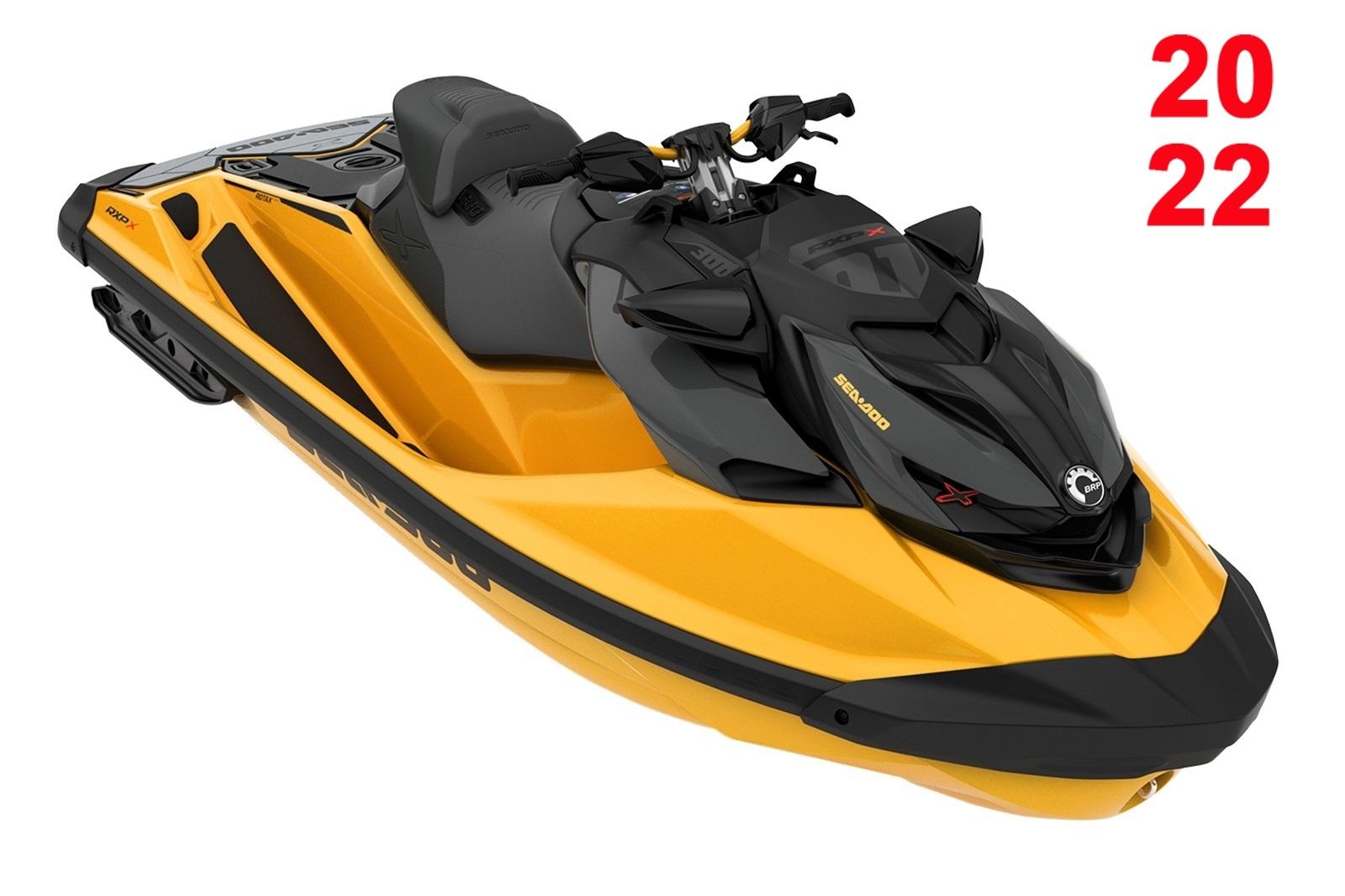 Sea Doo RXP XRS 1+1-up 300hp oranžový