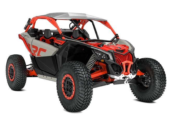 Can-Am Maverick X RC Turbo RR 195HP