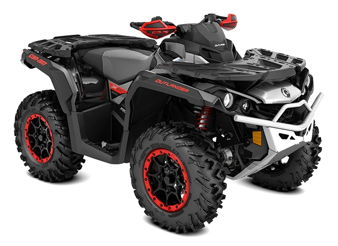 Can-Am Outlander 1000R XXC INT