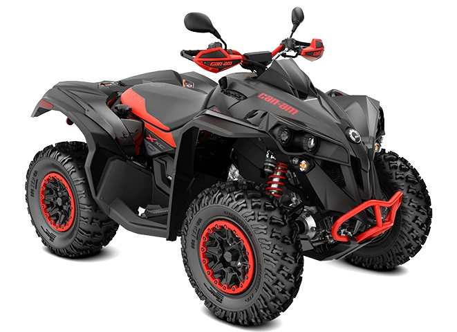 Can-Am Renegade 1000 XXC ABS T3b