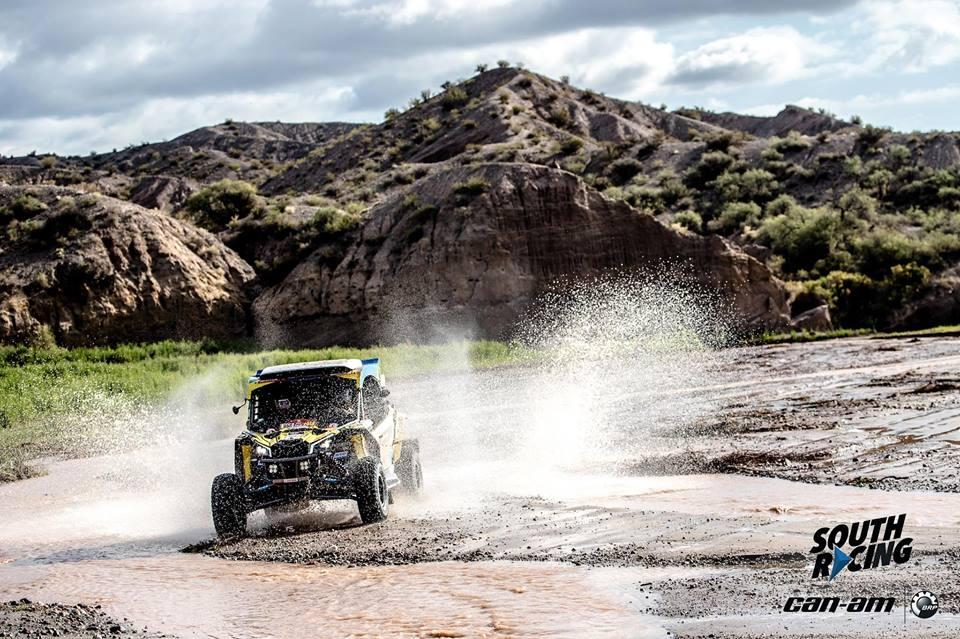 Maverick X3 vítěz Dakaru v kategorii SxS