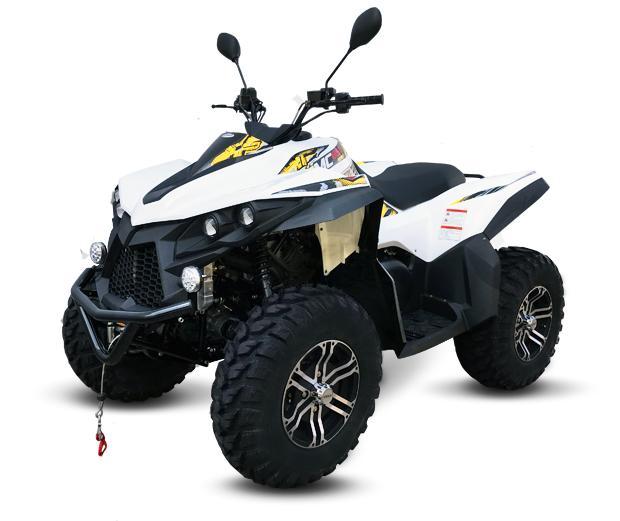 SMC Jumbo 850 Sport V-twin EPS