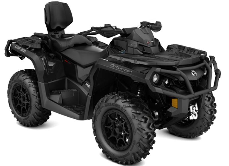 Can-Am Outlander MAX 1000R XT-P ABS T3b