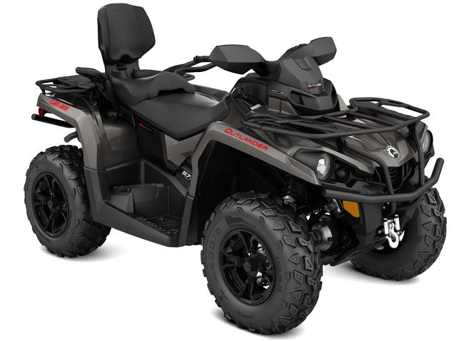 Can-Am Outlander Max 570 XT ABS DPS T3b