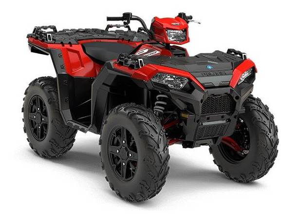Polaris Sportsman 1000 XP EPS