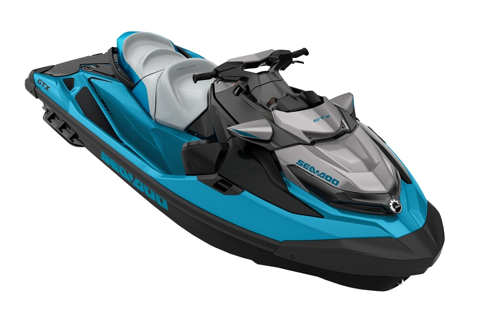 Sea Doo GTX STD 3-up 170hp modrá metalíza