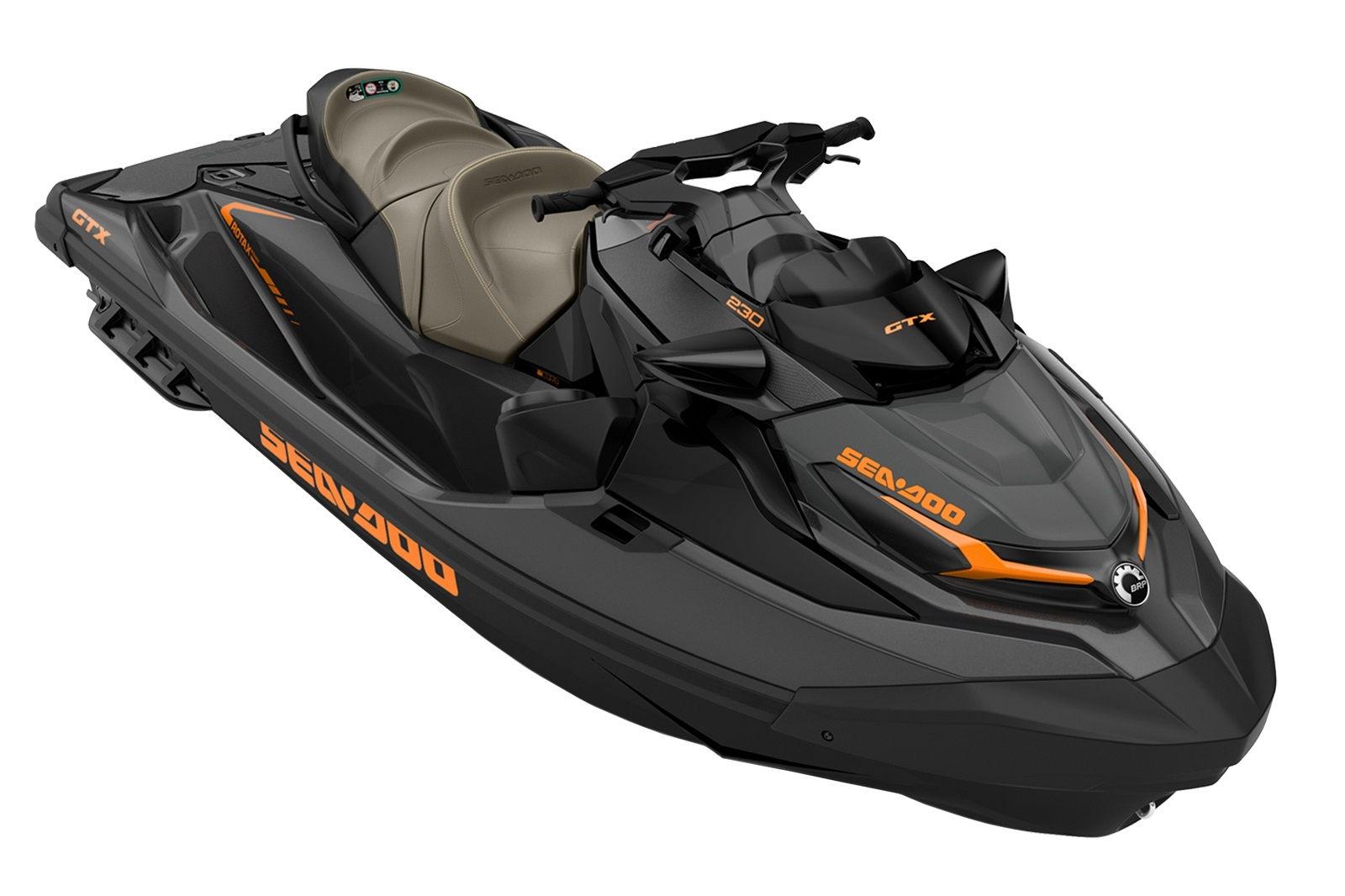 Sea Doo GTX STD 3-up 230hp černý s Audio
