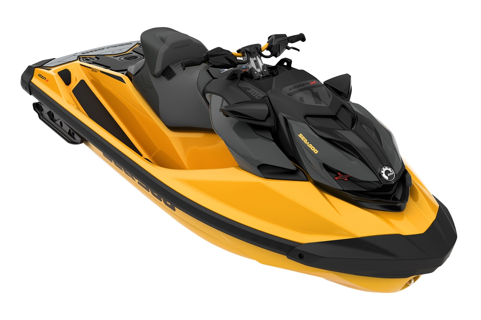 Sea Doo RXP XRS 1+1-up 300hp oranžový