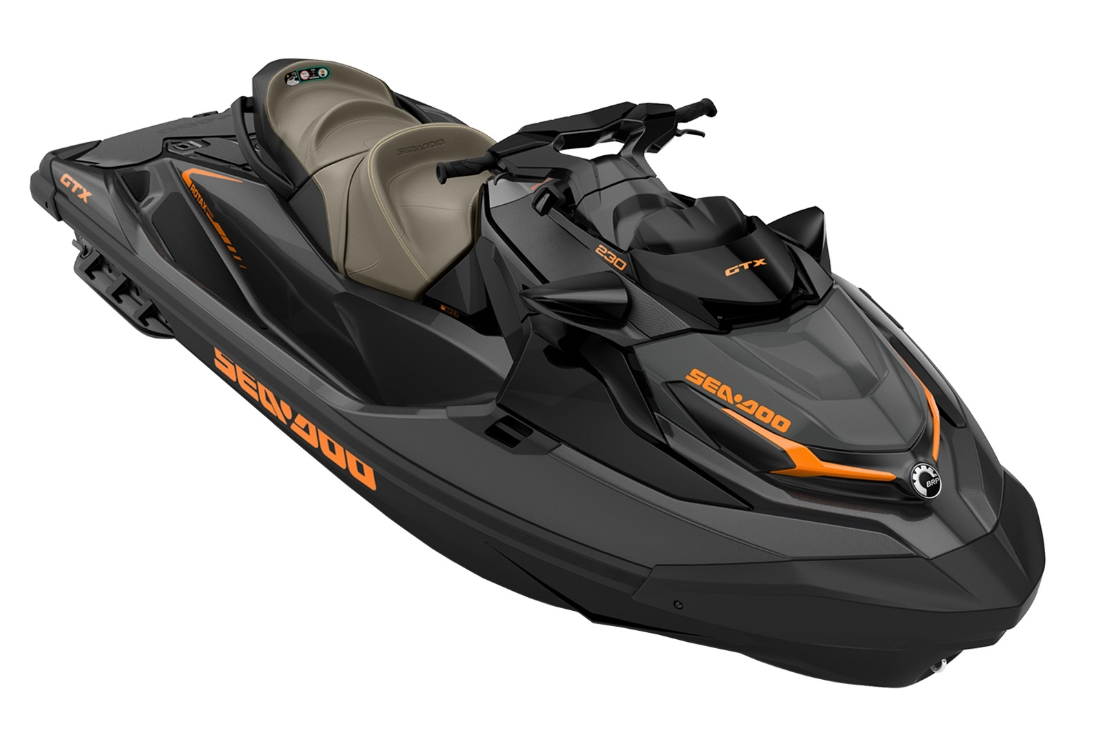 Sea Doo GTX STD 3-up 230hp černý