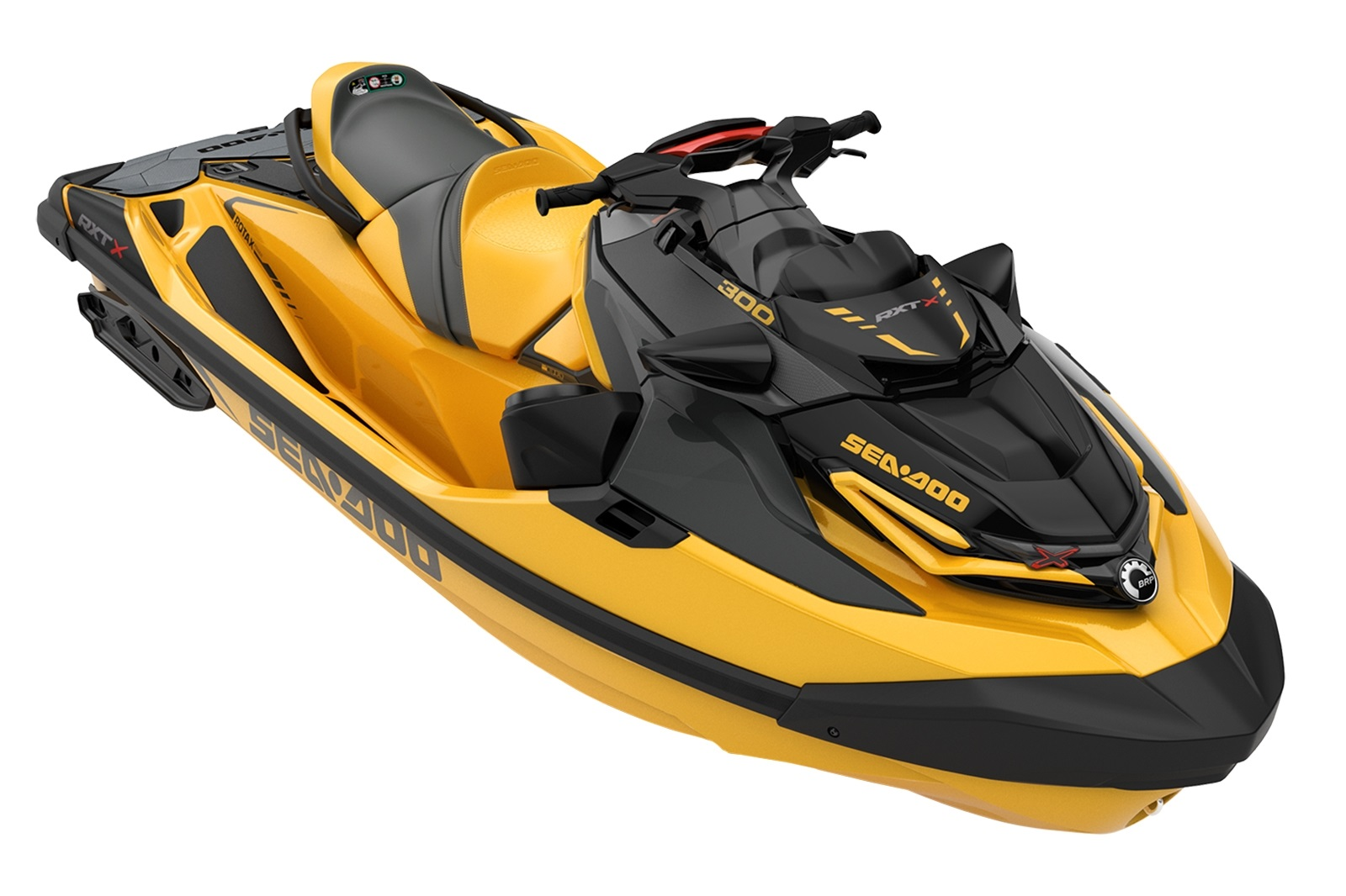 Sea Doo RXT XRS 3-up 300hp oranžový