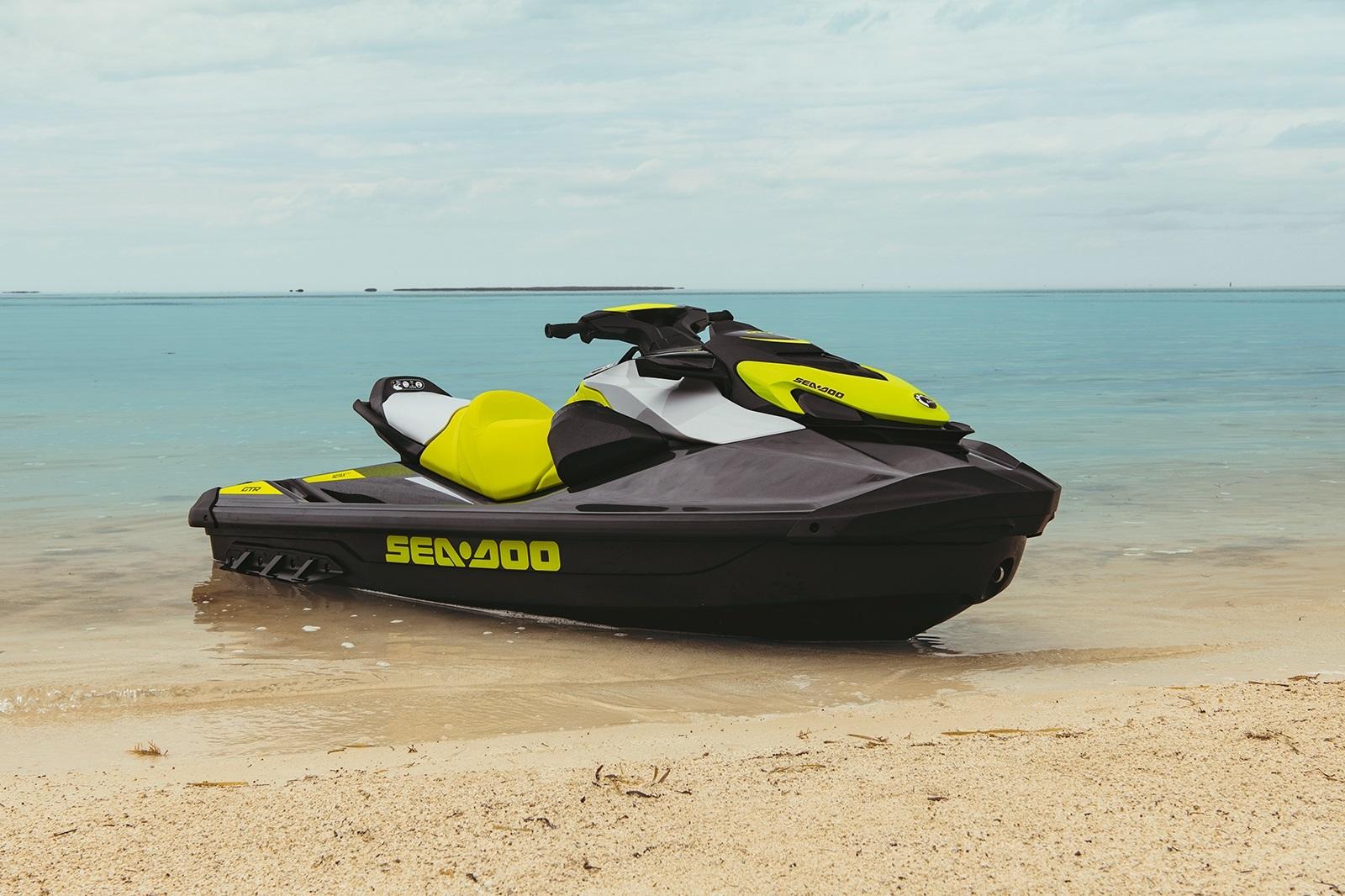 Nové Sea Doo GTR 230 pro rok 2020!