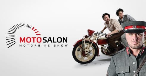 Výstava Motosalon 2019 !