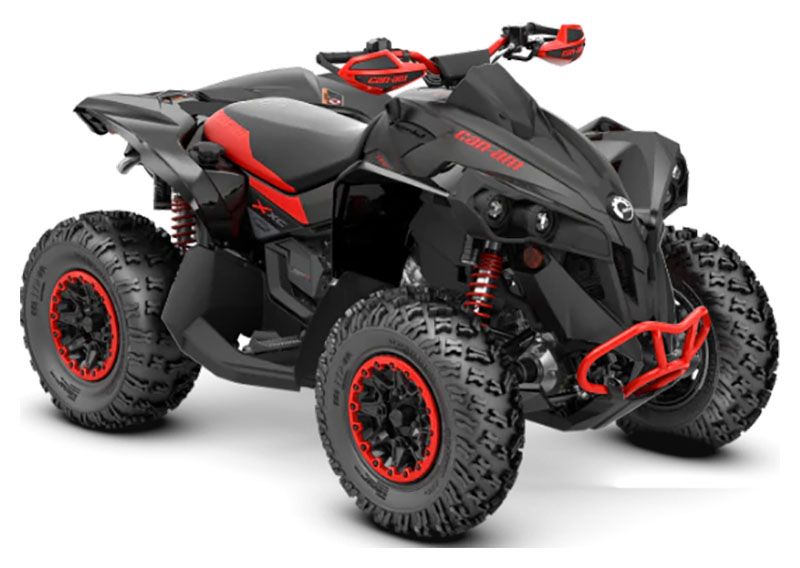 Can-Am Renegade 1000R XXC INT